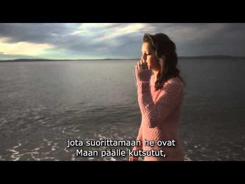 Meedio Irene Nadén haluaisi olla yli-ihminen, mutta... - YouTube