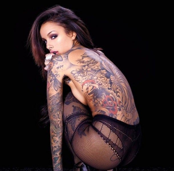These Inked Girls Sure Raise the Temperature! | Tattoo Storm