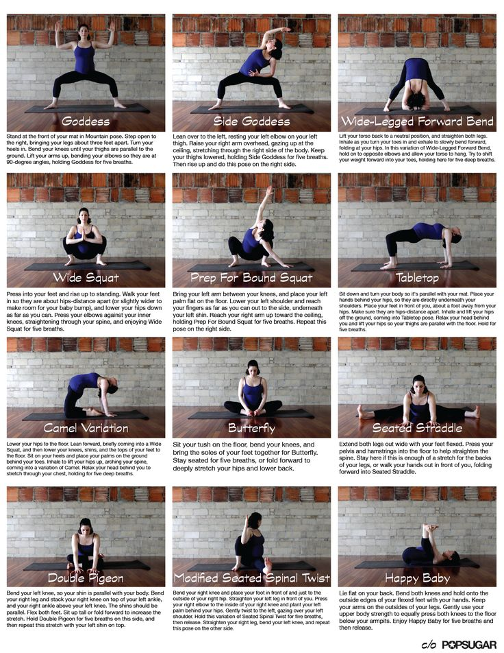 Yoga gegen Rückenschmerzen in der Schwangerschaft