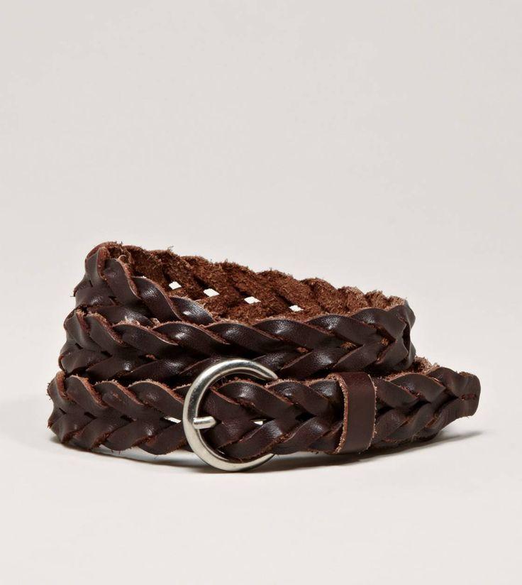 AEO Twist Braid Belt