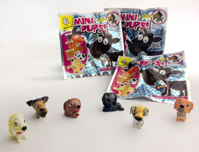 How cute are these Mini Pups!? For more covermount ideas please visit www.kidscovermounts.com