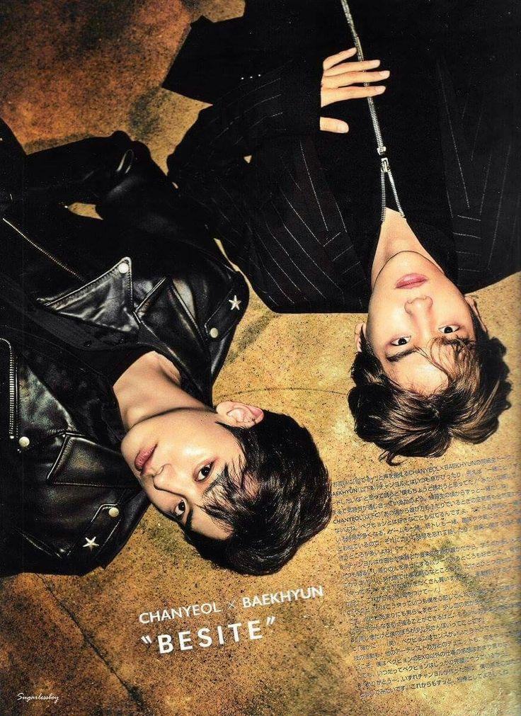 Chanyeol + Baekhyun