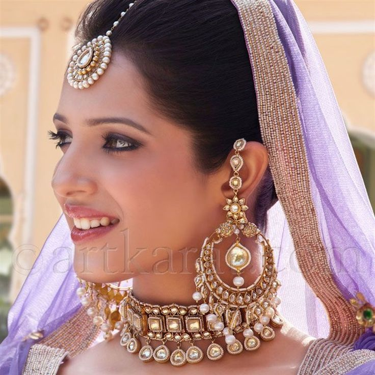 166 Best Bridal Jewellery Collections Images On Pinterest: 25+ Best Ideas About Indian Bridal Jewelry On Pinterest