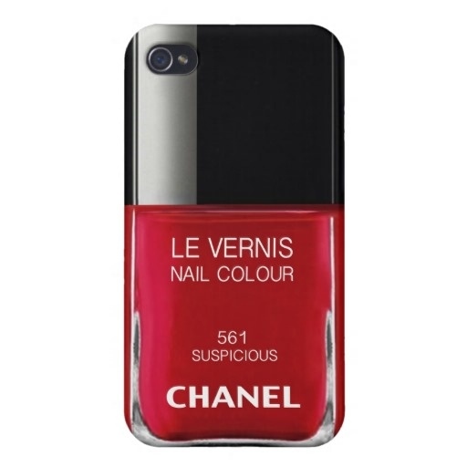 Chanel iphone Case Savvy iPhone 4 Matte Case