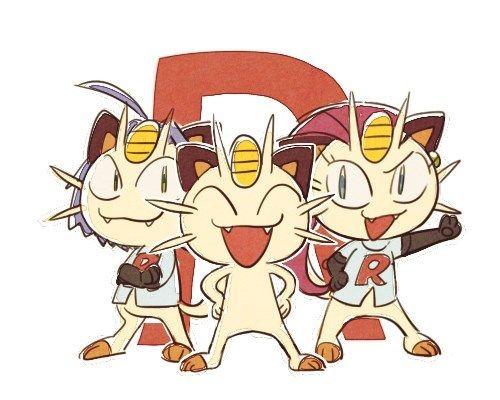Team Meowth