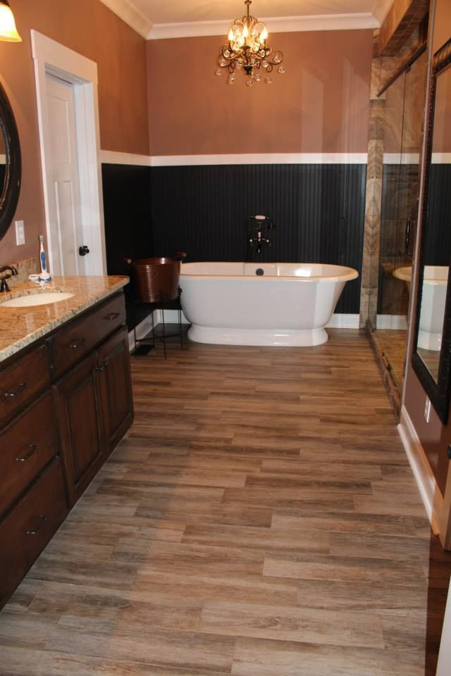 Mohawk Stagepoint Color Stormy Grey By One On One Floor Covering Tile Wood Look Tile