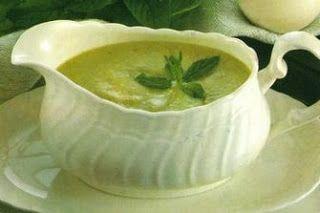Victoria Knowledges....: Homemade - Una sana salsa alla menta