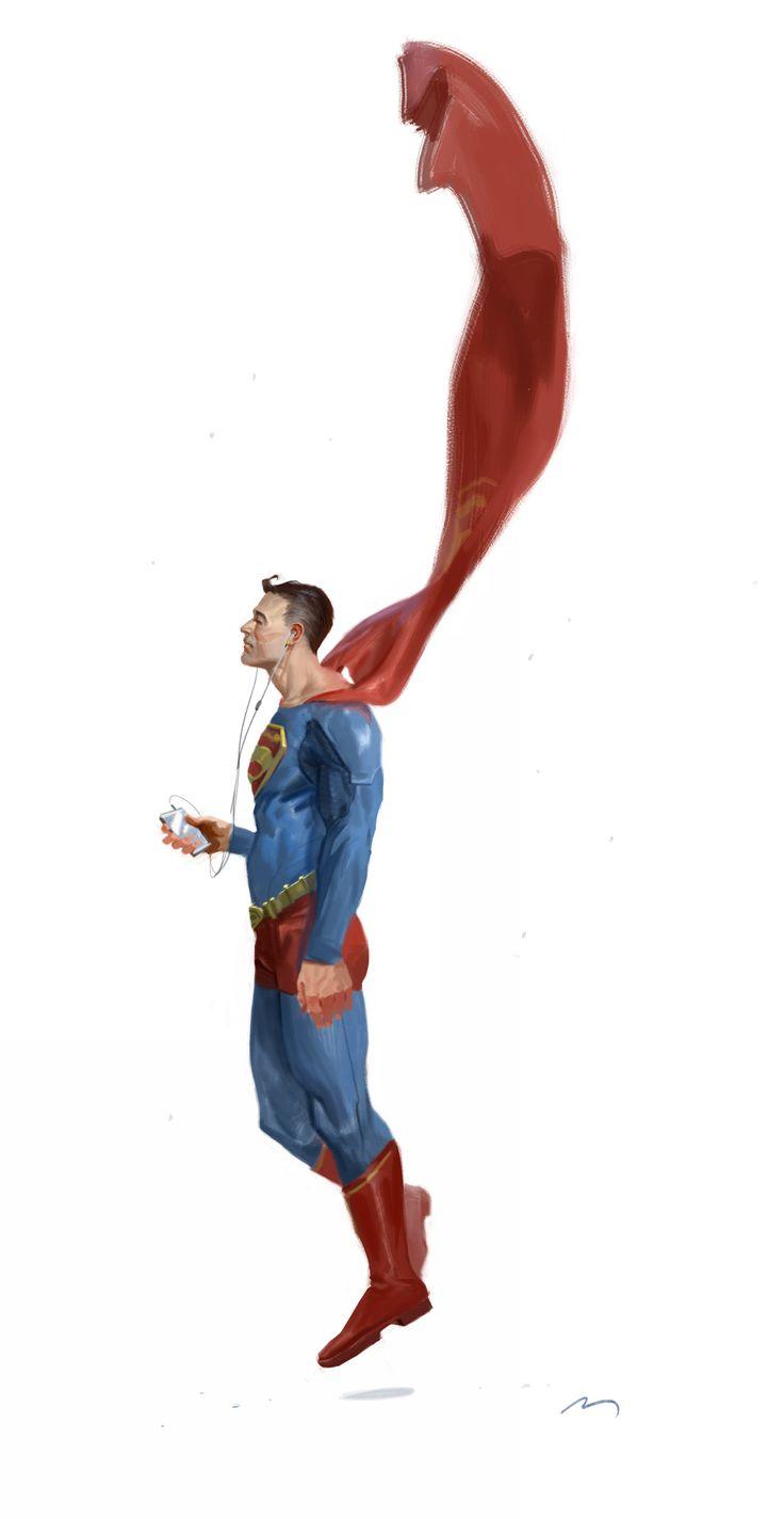ArtStation - Superman, Mauro Belfiore