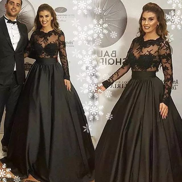 Show your best to all people even in the evening and then get black lace sexy high neck see through split evening dresses 2016 sheer long sleeves formal gowns celebrity prom dresses long custom made in weddingdressseller and choose wholesale burgundy evening dress,buy gowns online and cheap evening dress on DHgate.com.