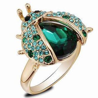 золотые кольца с насекомыми - Поиск в Google
