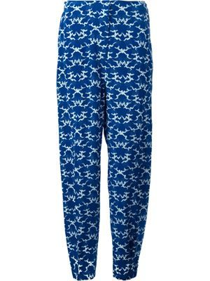 ___stella mccartney__japanese print trousers_615€