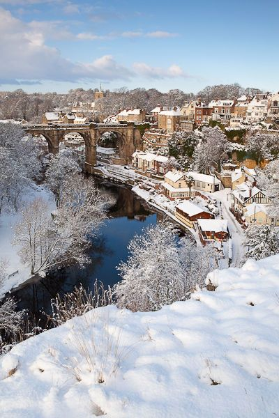Knaresborough, Yorkshire-I have been here many times:)