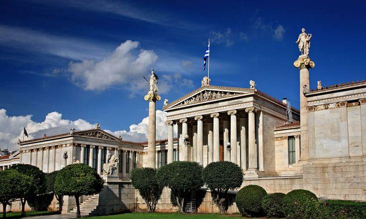 Academy of Athens. www.secretearth.com/destinations/18-athens