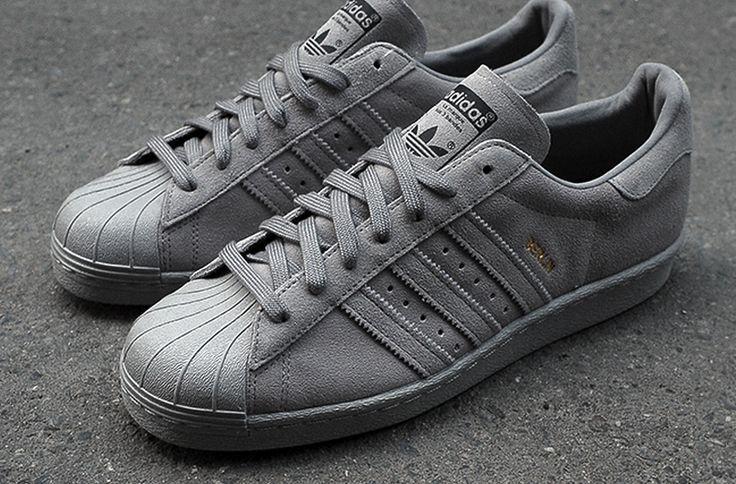 adidas orginals superstar 80s city series granite grey. Black Bedroom Furniture Sets. Home Design Ideas
