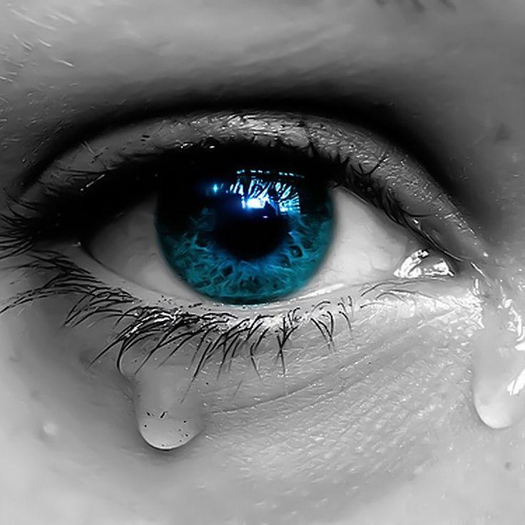 L'analyse des larmes au microscope révèle un fait étonnant