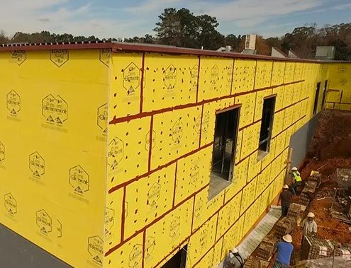 Georgia-Pacific Dens Brand Fiberglass Mat Gypsum Panels