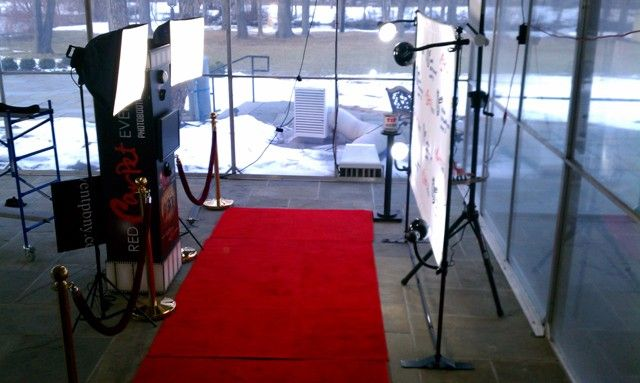 Hollywood Ideas Red Carpet Photo Booth From City Sounds