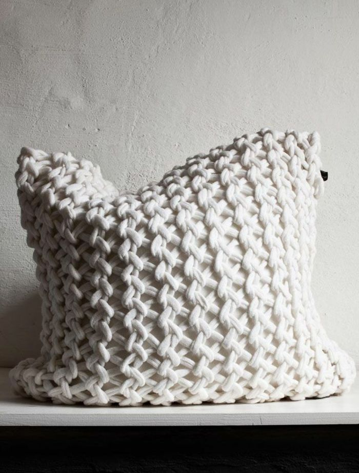 Moderne Kissenbezüge 20 best knitted pillows images on knitted cushions knit