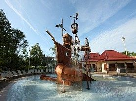 Orlando - Disney's Caribbean Beach Resort 4*