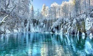 プリトヴィッツェ湖群国立公園(クロアチア)