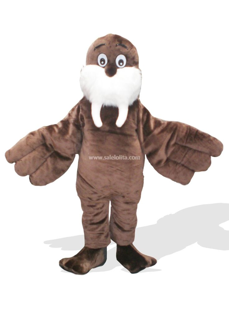 Adult Sea Lion Costume ,can Be Customized Mascot