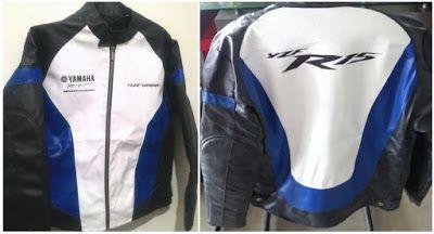 Jaket Kulit Yamaha R15