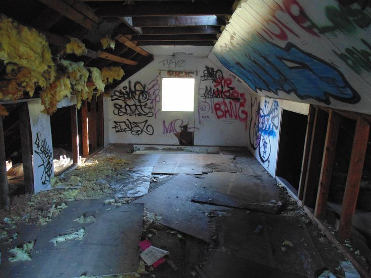 Abandoned Fort Langley BC