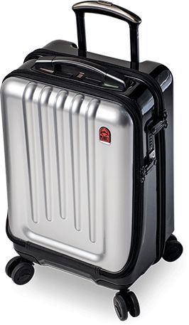 World's Smartest Suitcase The SC 1 is the World's smartest suitcase with advanced features including Robotic Biometric Lock, Global Tracker, Digital lift-less w