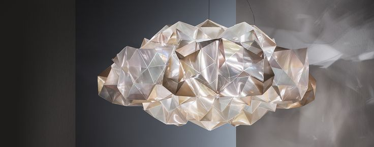 #SLAMP - DRUSA SUSPENSION design by Adriano Rachele #slovakia #slovensko #bratislava #shop #eshop #obchod #predajna #svietidla #lights #light
