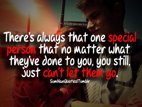 No matter what...