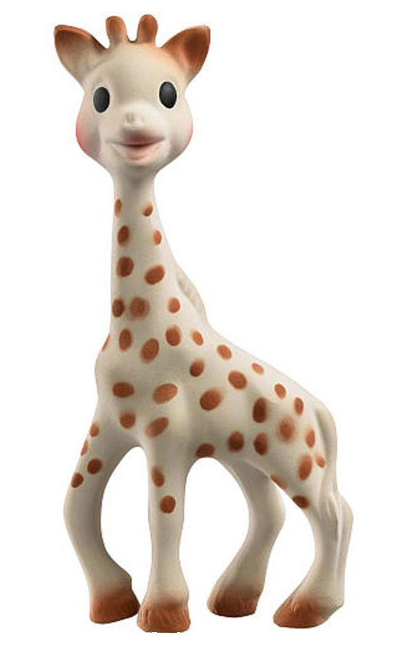 Mudpies - Vulli Sophie The Giraffe, $29.95 (http://mudpies.com.au/vulli-sophie-the-giraffe/)