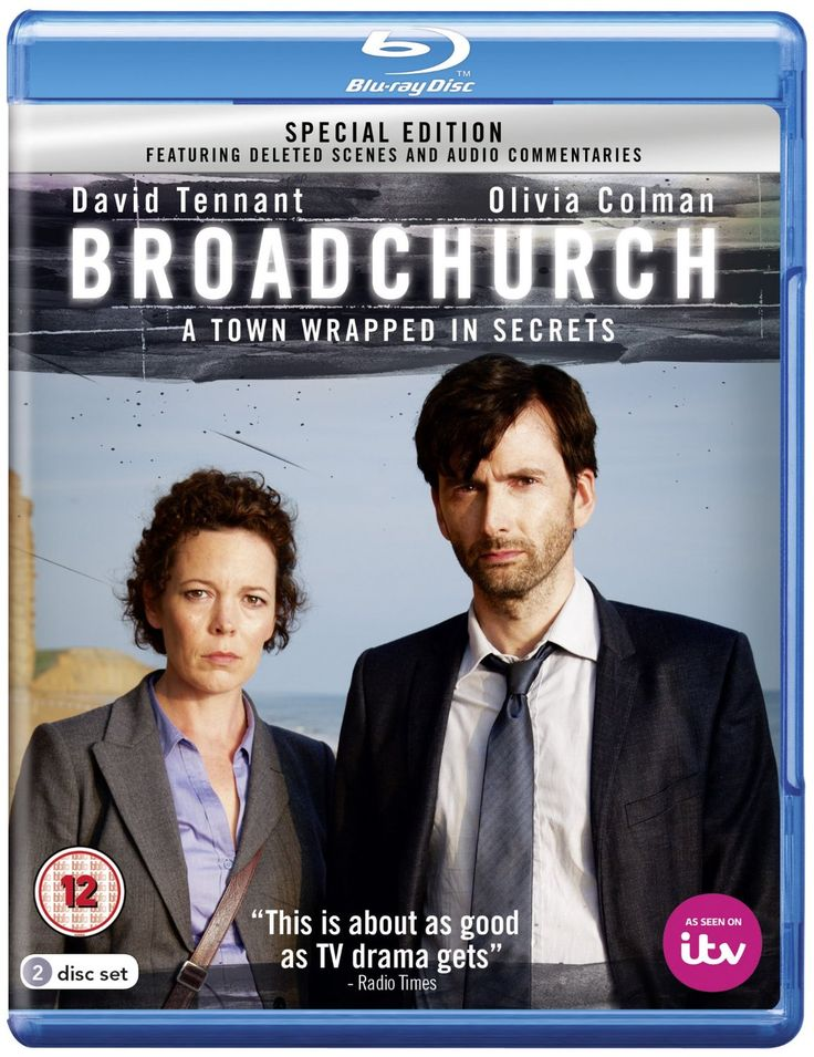 Broadchurch (Special Edition) [Blu-ray]: Amazon.co.uk: Olivia Colman, David Tennant, Pauline Quirke, Vicky McClure: DVD & Blu-ray