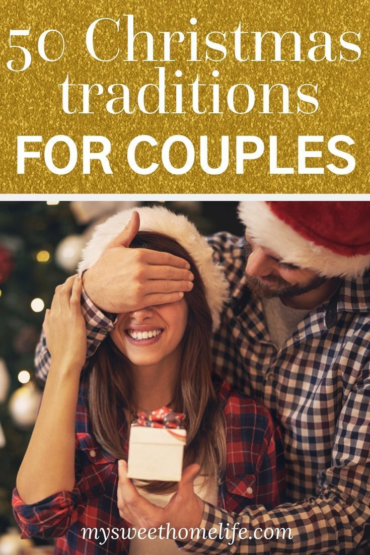 Christmas Traditions For Couples Happy Wife Quotes Christmas Traditions Happy Husband