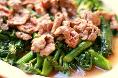 Authentic, Healthy Beef with Broccoli Recipe