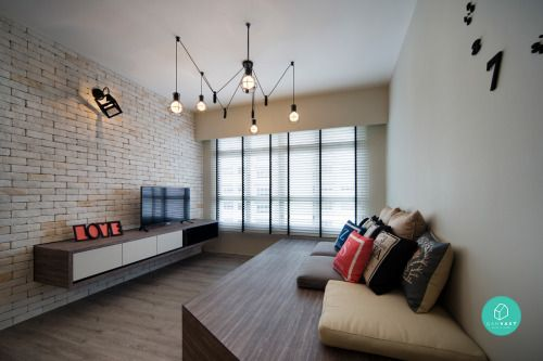 6 Brilliant 4 Room Hdb Ideas For Your New Home Home Living Room
