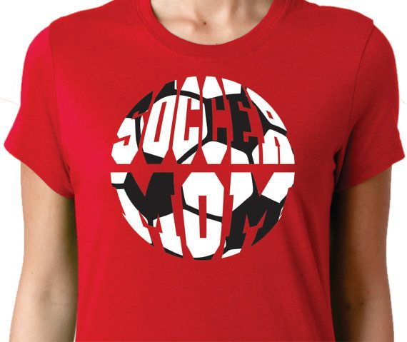 soccer mom soccer shirt soccer t shirt soccer mom shirt - Soccer T Shirt Design Ideas