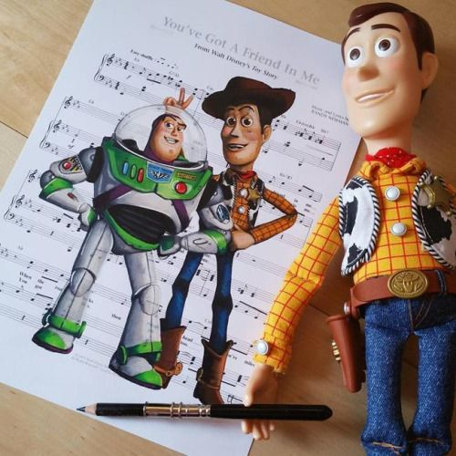 Best 25 Disney Sheet Music Ideas On Pinterest: 524 Best Images About Kp Toy Story On Pinterest
