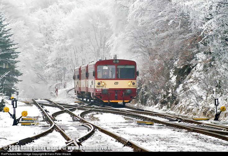 RailPictures.Net Photo: 810 145 Czech Railways CD 810 at Dubi, Czech Republic by Hans-Peter Waack