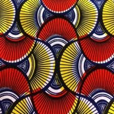 photo tissus africains