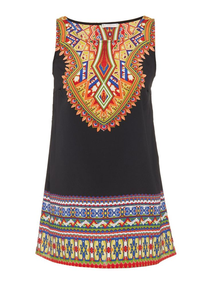 Traveller shift dress