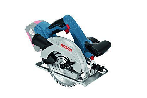 Bosch Professional Click&Go 06016A2101 Scie Circulaire Electrique sans-fil GKS 18 V-57 G Solo, L-Boxx #Bosch #Professional #Click&Go #Scie #Circulaire #Electrique #sans #Solo, #Boxx