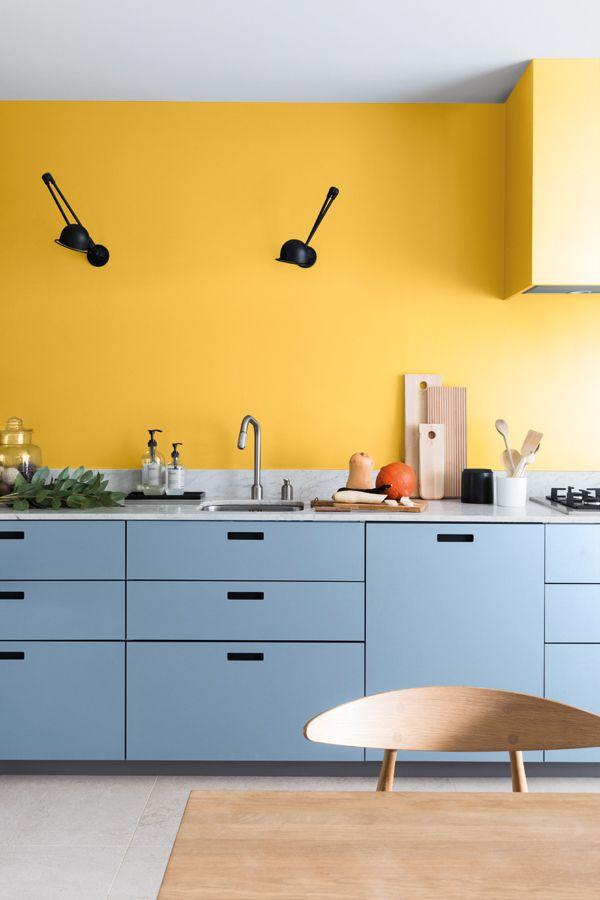 17+ Deco cuisine gris et jaune ideas