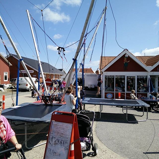 Til markede i #Hals #visitdenmark #aalborg