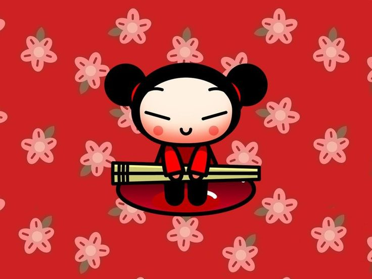 Pucca! A product from the South Korean Disney franchise.