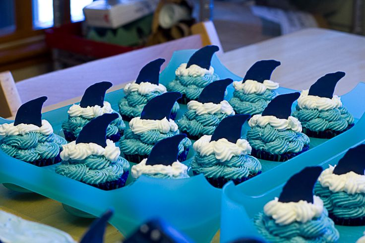 beautiful sheet cakes | The sheet cake was chocolate and covered in blue buttercream icing.