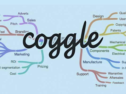 WEB DESIGNFEATURE creativebloq. 10 useful mind mapping tools for designers. Mind mapping tool 1