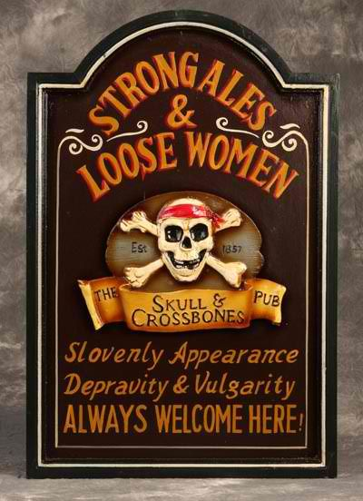 21 Best Pirate Bar Images On Pinterest Pirate Decor