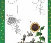 Рисуем природу - Уроки рисования - БумАгушки - детские раскраски и многое другое
