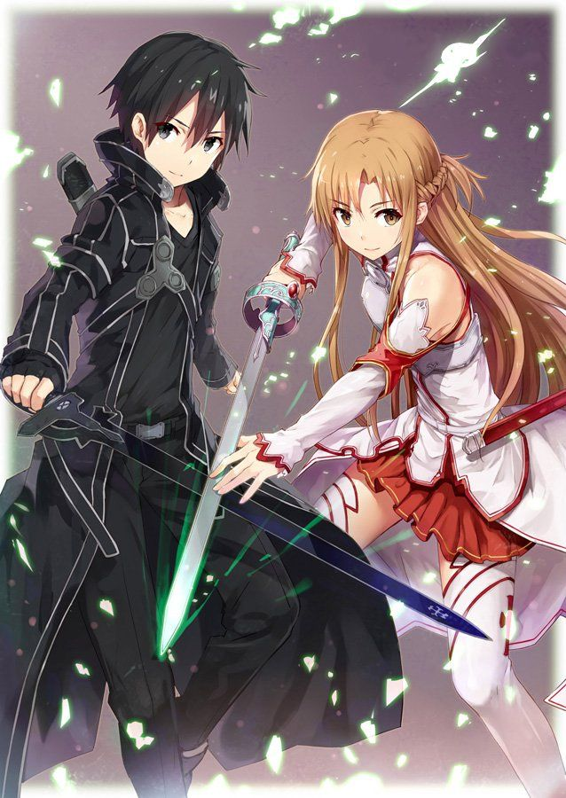 kazuto and asuna relationship marketing