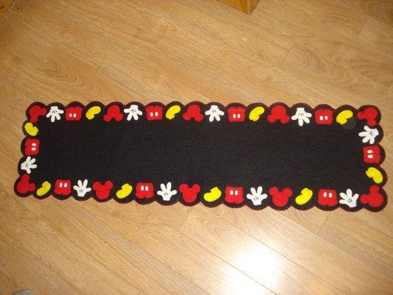 M s de 25 ideas nicas sobre alfombras hechas a mano en - Alfombras mickey mouse ...
